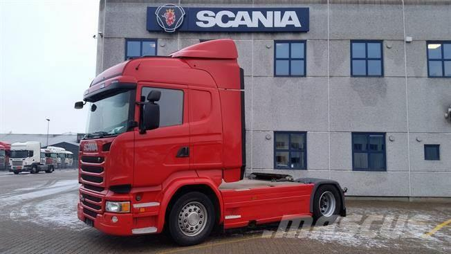 Used scania r410 tractor units year 2015 for sale for Tji 360 price