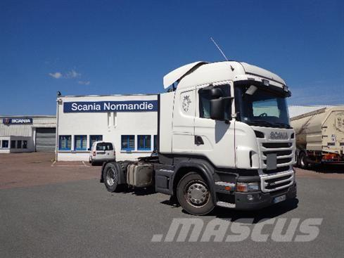 Scania R440, 2012, Dragbilar