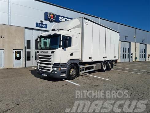 Scania R450 LB6x2*4MNB