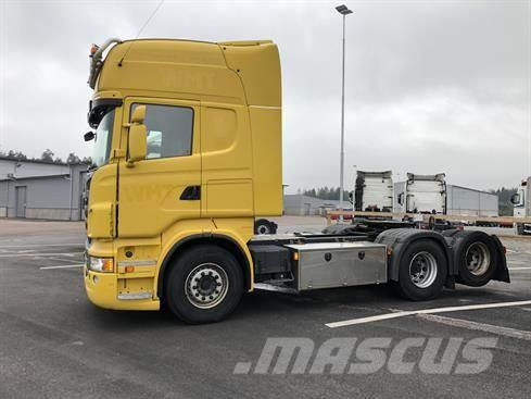 Scania R480la6x2hna