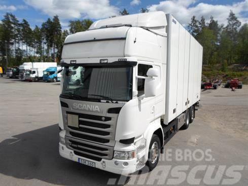 60f7cc7a052771 Scania R490 - Box body trucks