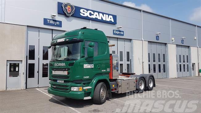 Scania R490 LA6X4MNB