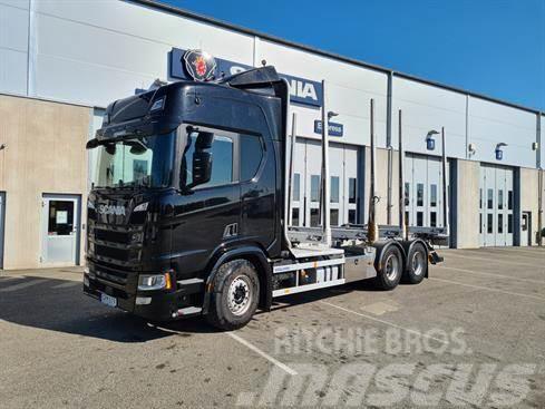 Scania R500 B 6X4NB