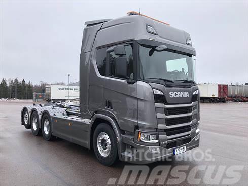 Scania R5008x4*4
