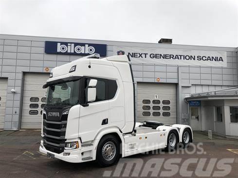 Scania R580 A6x4NB Dragbil