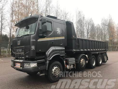 Sisu C600 E15M 10X4*6