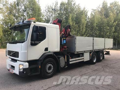 Volvo FE 6x2