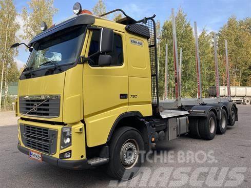 Volvo FH 16 750 8x4*4