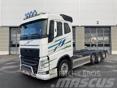 Volvo FH 500 82PTR - D13