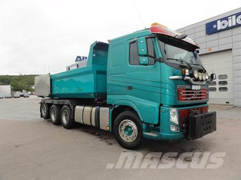 Volvo FH 8x4*4