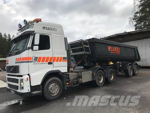 Volvo FH12 6X2 + PPV
