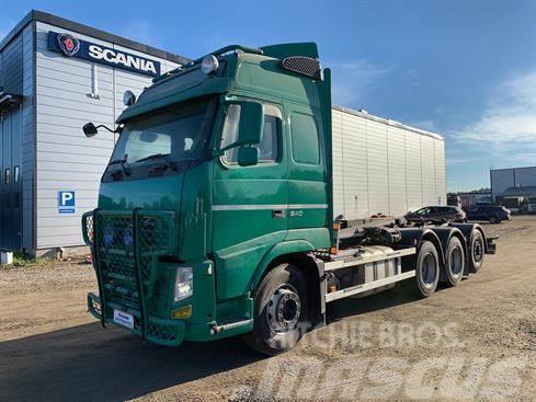 Volvo FH13 540 8x4*4