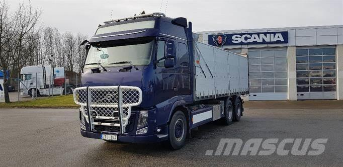 Grain Trucks For Sale >> Volvo Fh16