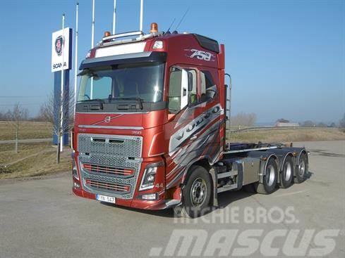 Volvo Fh16 8*4