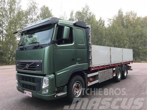 Volvo FH500 6x4