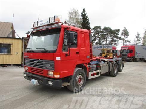 Volvo FL12 6X2