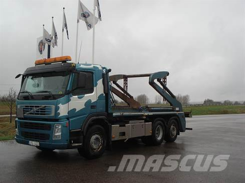 Volvo Fm-360 6*2