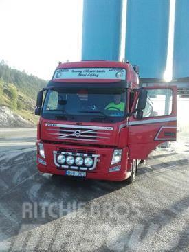 Volvo Fm 8*4