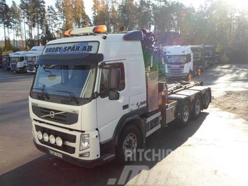 Volvo FM 8X4