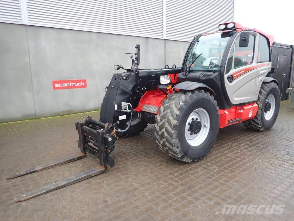 Manitou MLT840-145PS Elite