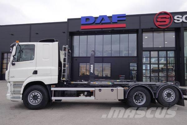 DAF DEMO DAF CF510 6x2 Joab lastväxlare