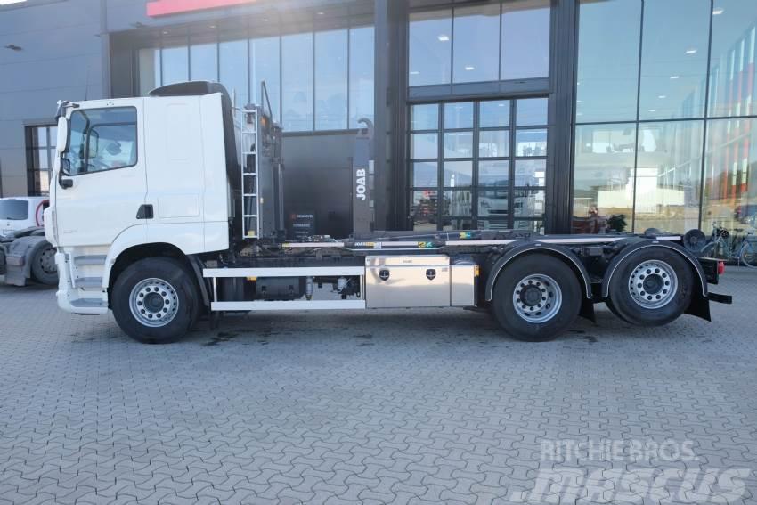 DAF Ny CF 530 6x2*4 JOAB lastväxlare