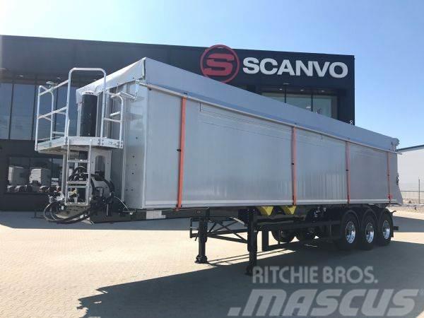 [Other] Trailer Langendorf 55 m3 tipp trailer
