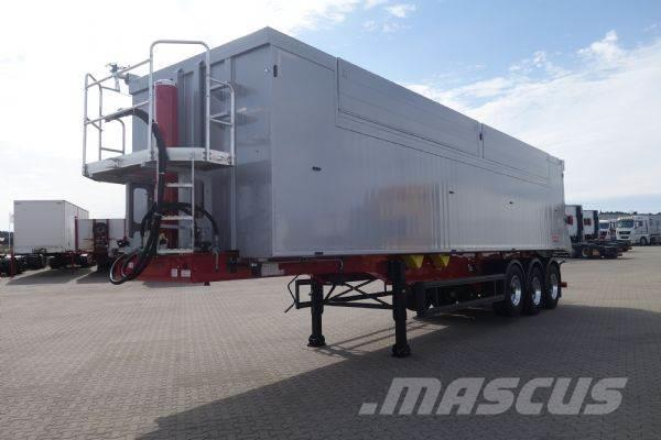 [Other] Trailer Langendorf 55 m3 tipp trailer