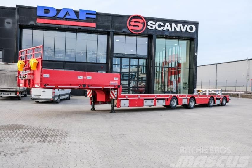 [Other] Trailer Langendorf 4-axl Jumbotrailer 17,5 meter H