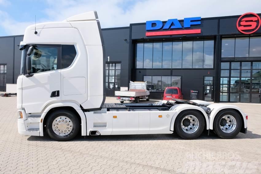 Scania Ny R 580 3950 ADR-FL