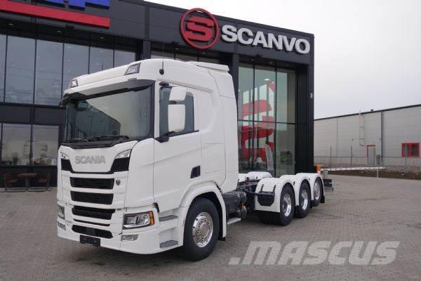 Scania Ny R500 8x4*4 chassi