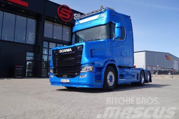 Scania S730 Torpedbil 2017