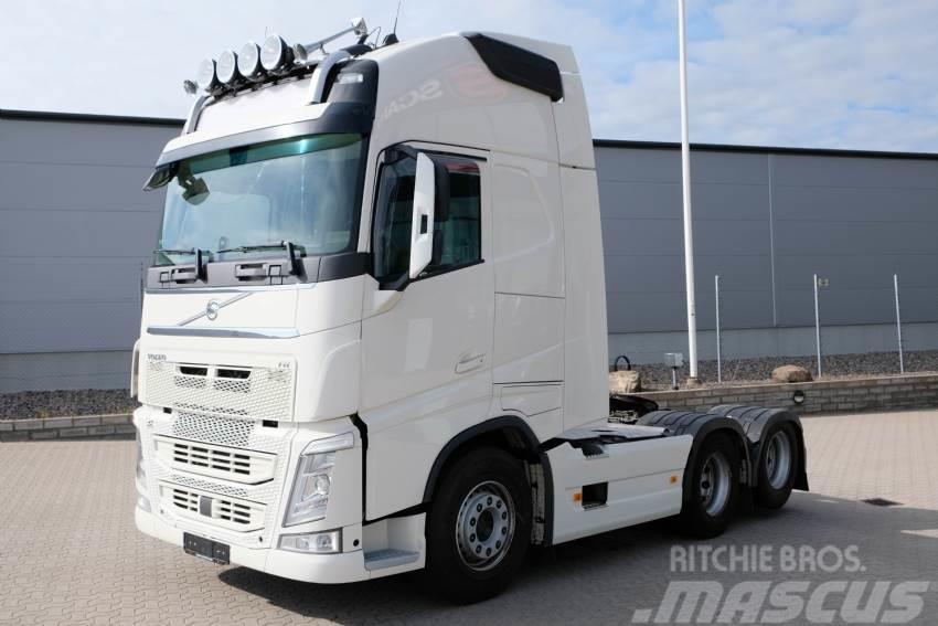 Volvo FH 500 6x4 lyftbar tandem