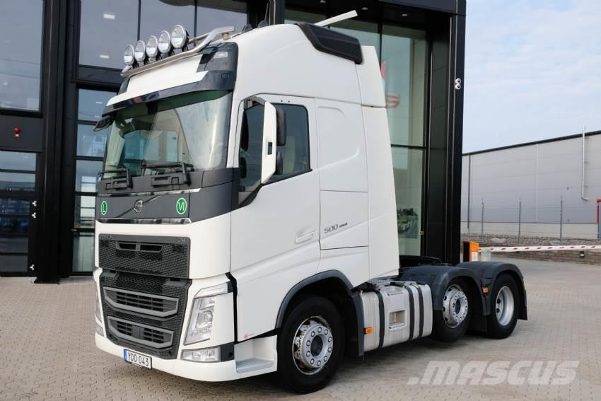 Volvo FH 500 pusher 2016