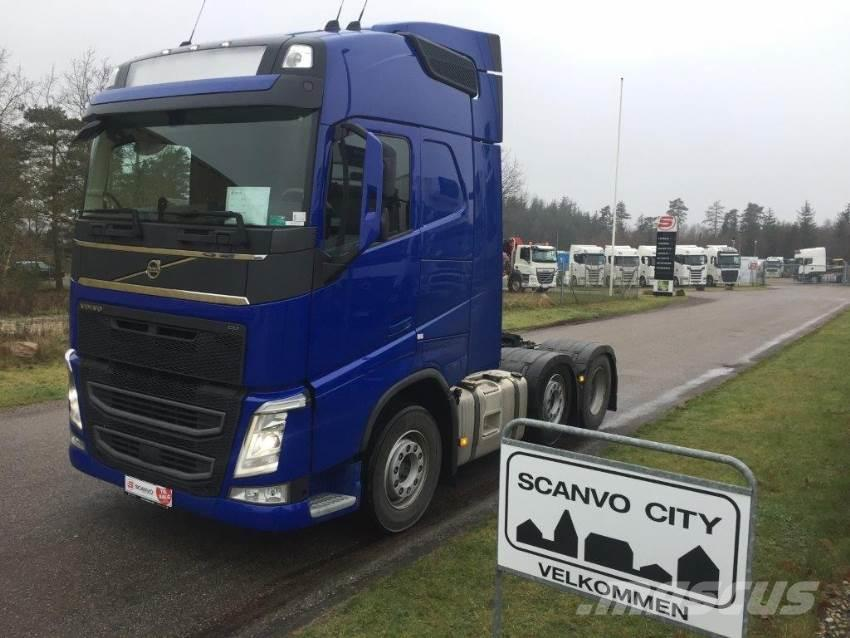 Volvo FH 500 Pusher 2017