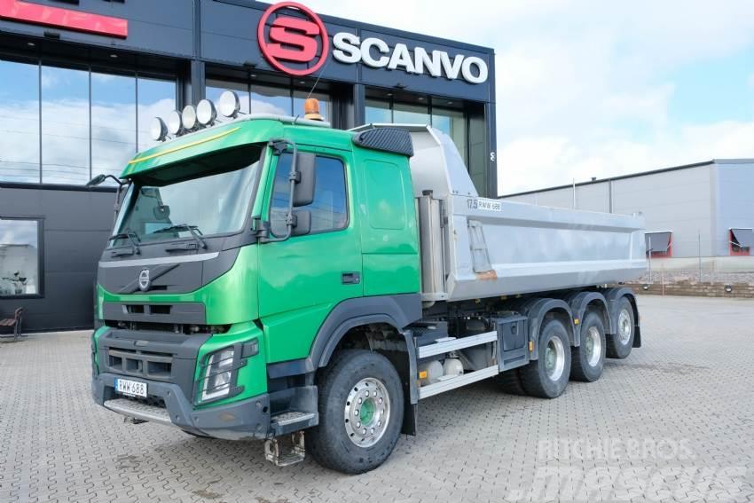 Volvo FMX 540 8x4*4 Dumperbil