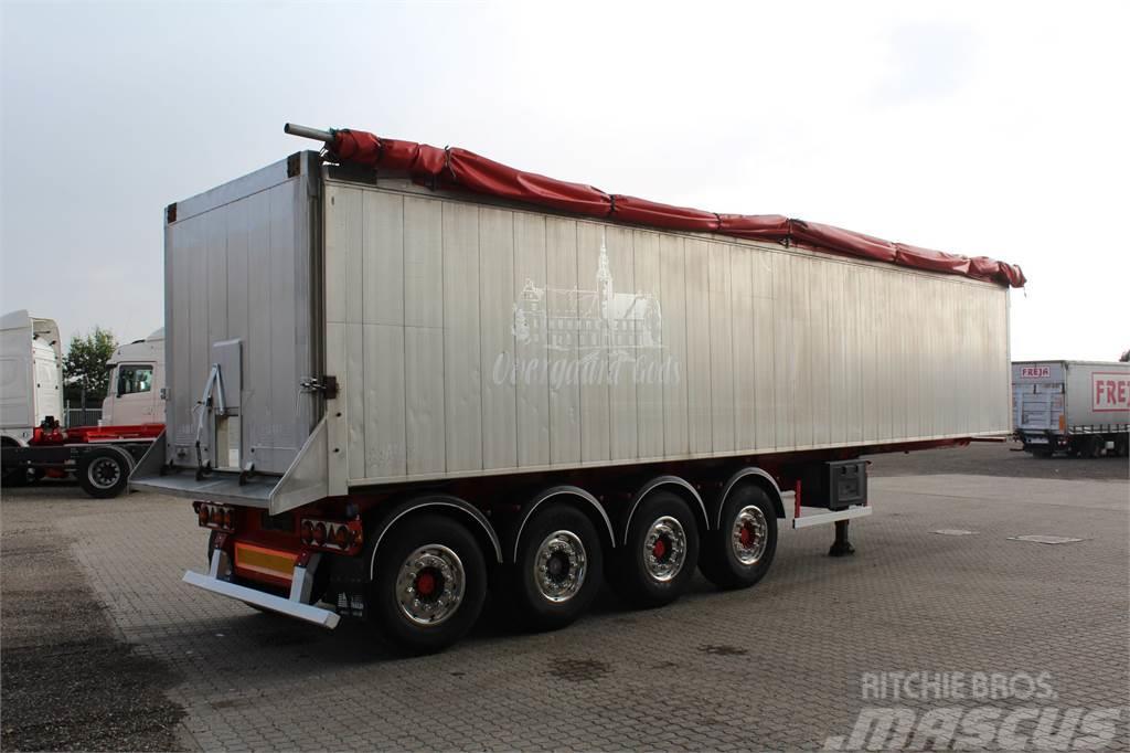 AMT TK400 60m3 alu kasse m-plast indlæg