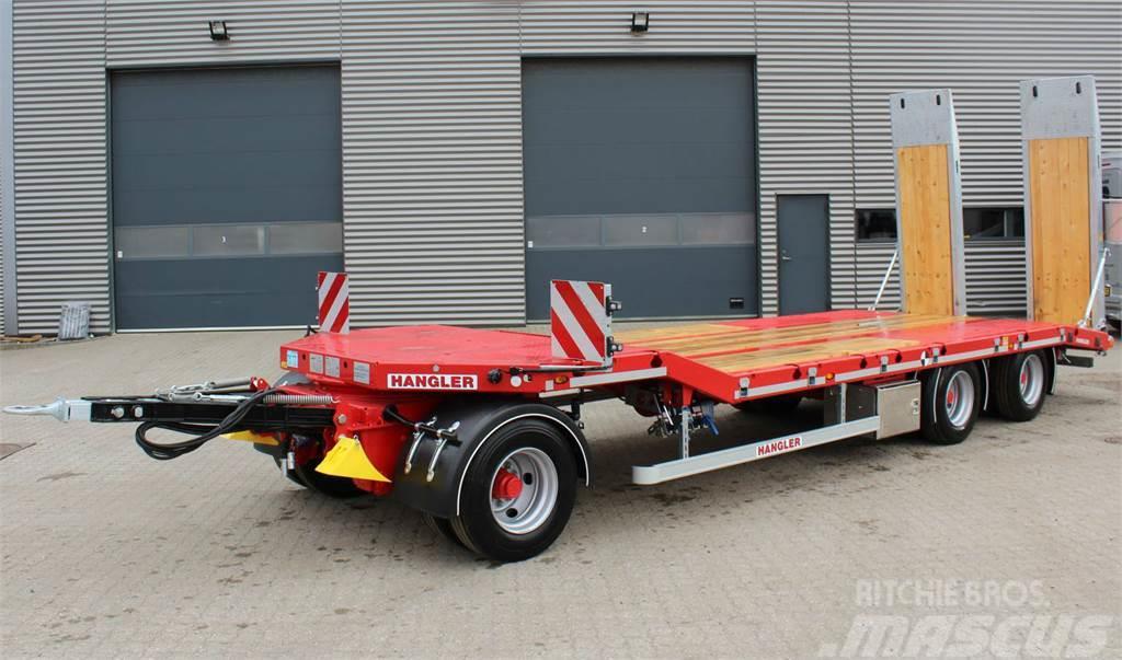 Hangler DTS 300 3 akslet hænger med ramper