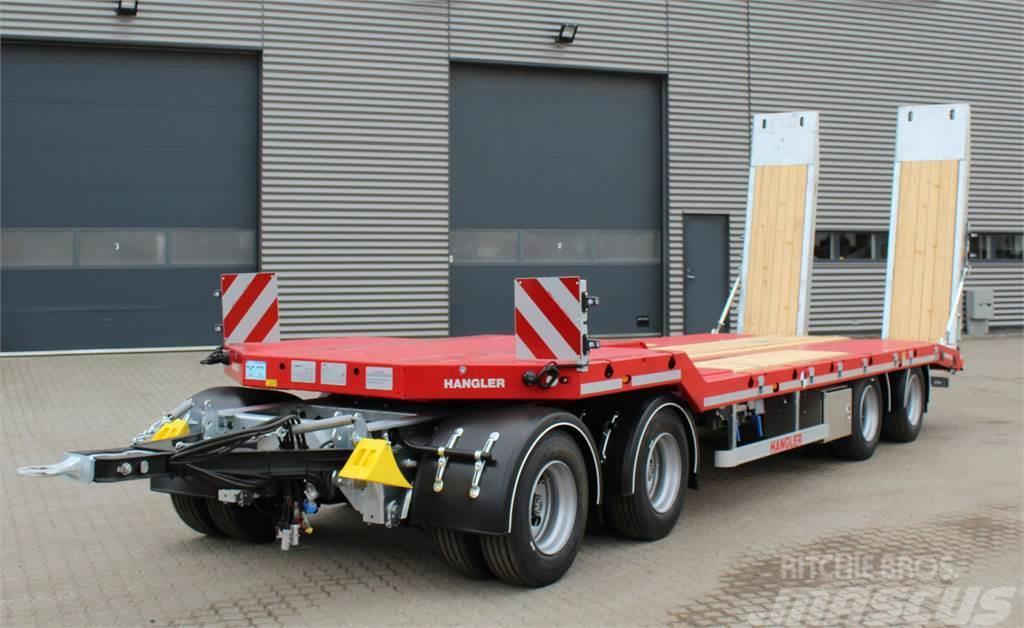 Hangler VTS 400 4 akslet hænger med ramper
