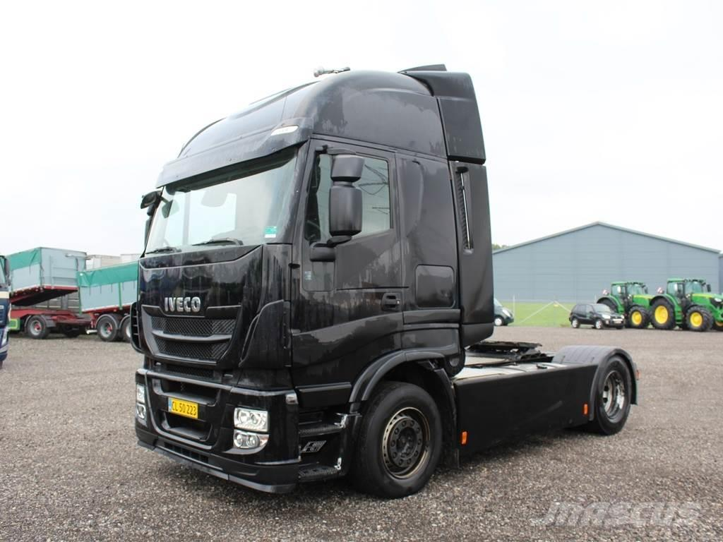 Iveco Stralis AS 440 TP 460