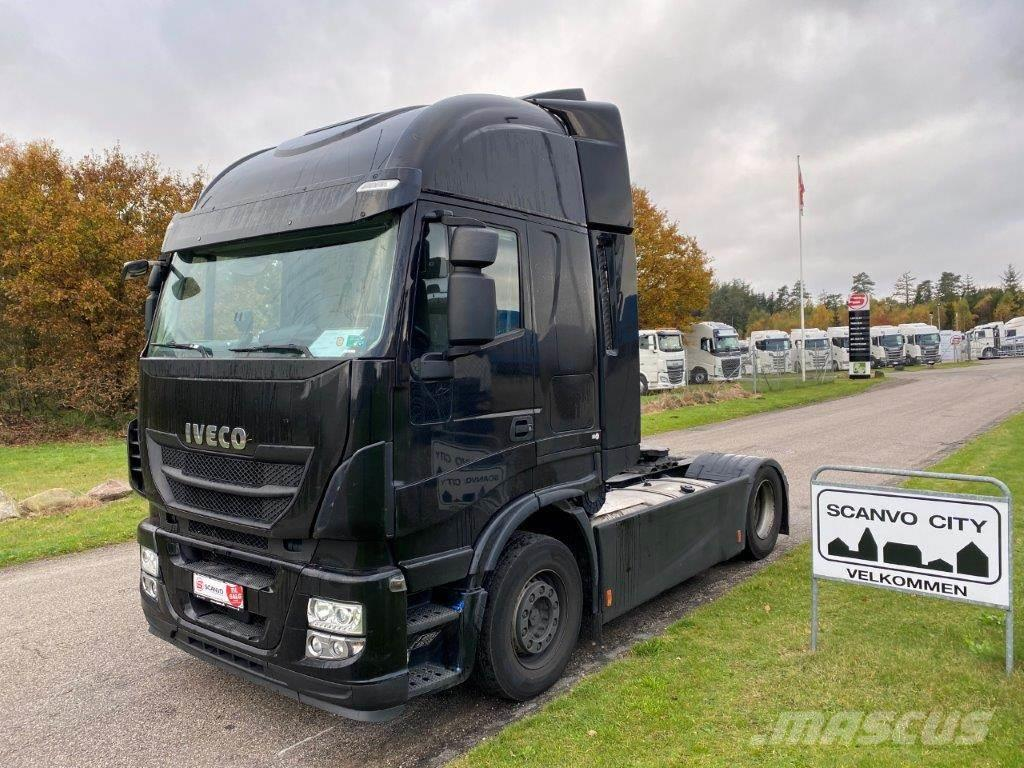 Iveco Stralis AS440 T-P