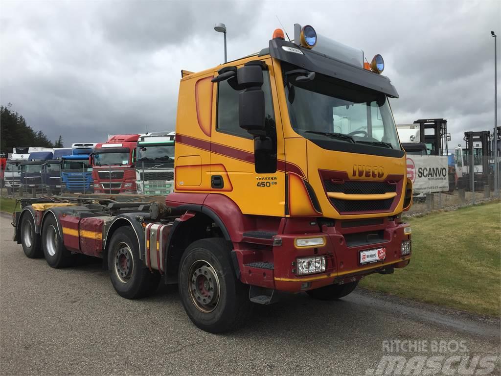 Iveco Trakker MTGC 4 450HK