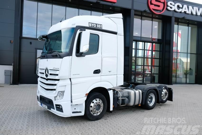 Mercedes-Benz Actros 25.450 6x2 Boogie