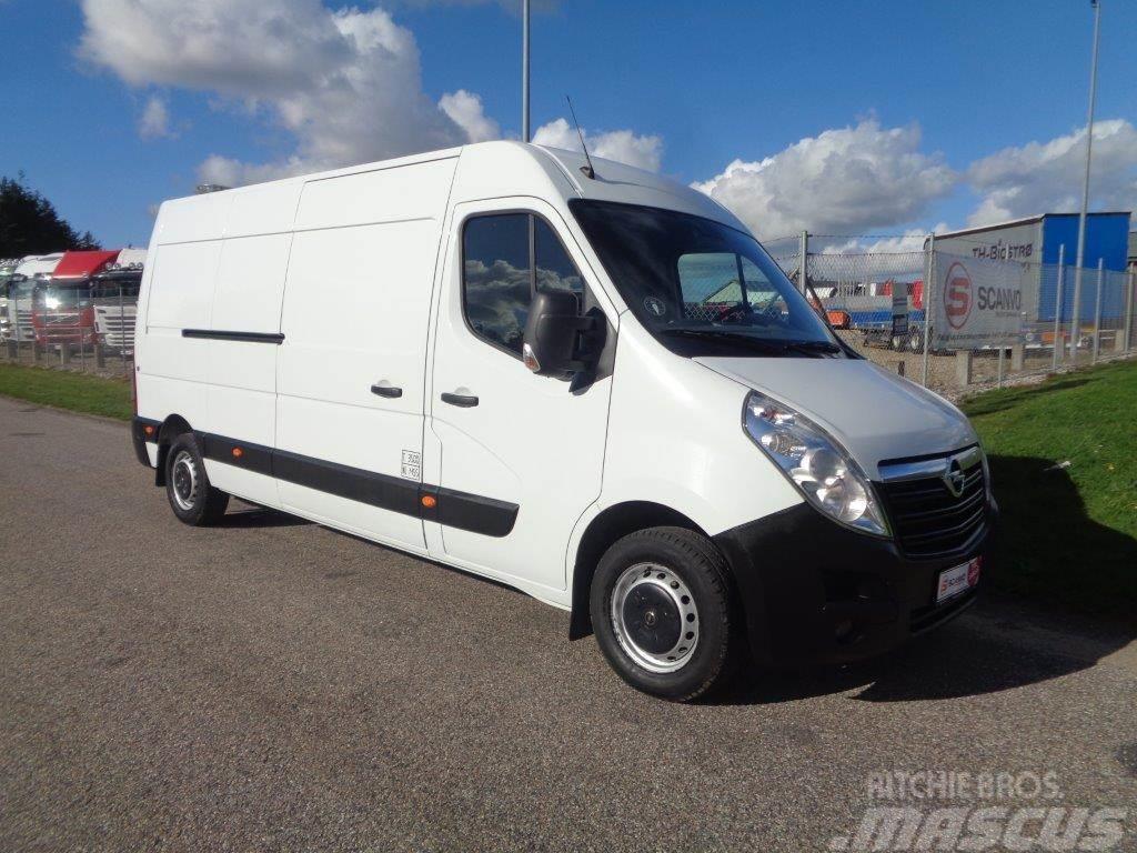 Opel Movano 2,3 CDI 163 HK