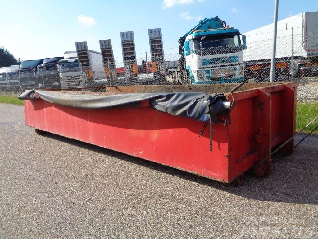 [Other] 5400mm isoleret til asfalt - aut bagsmæk