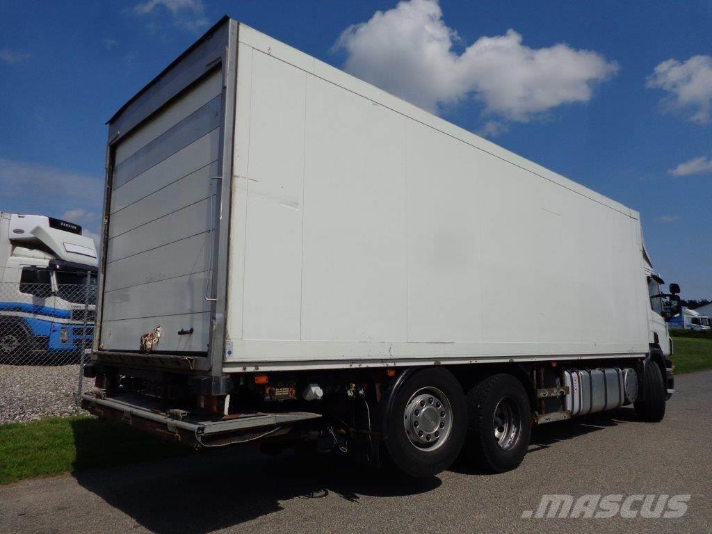 [Other] 8,2 mtr kasse fra Scania P-serie