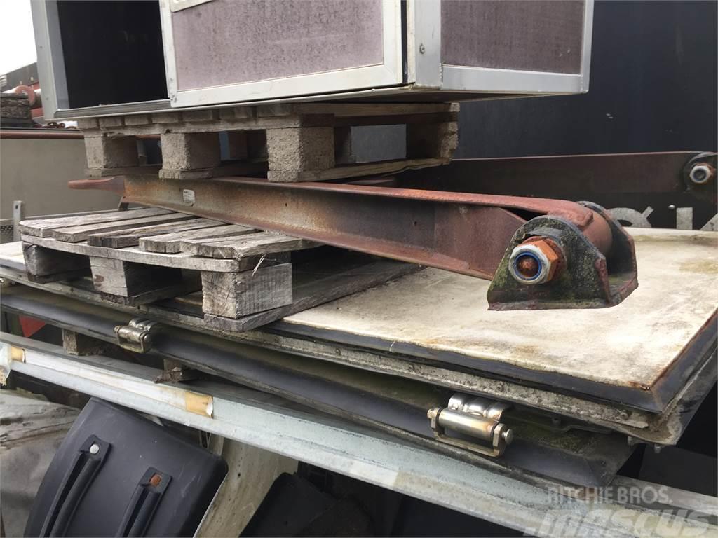 [Other] VBG 57 mm Fast trækstang