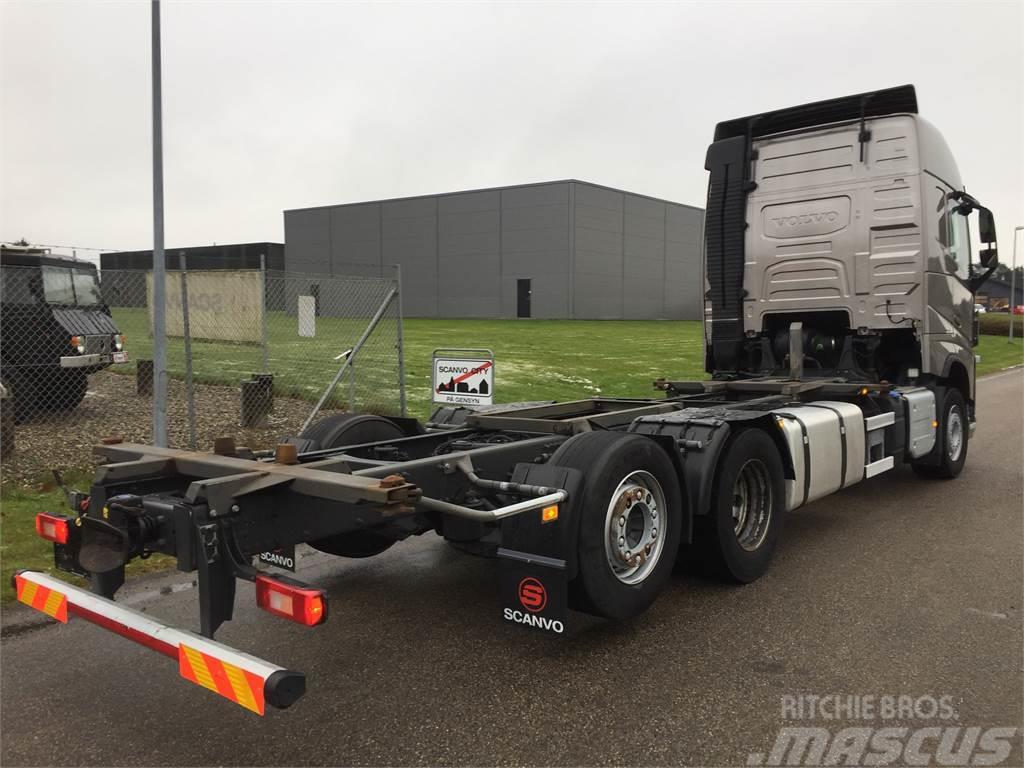 [Other] Veksellad afmonteret fra Volvo FH4