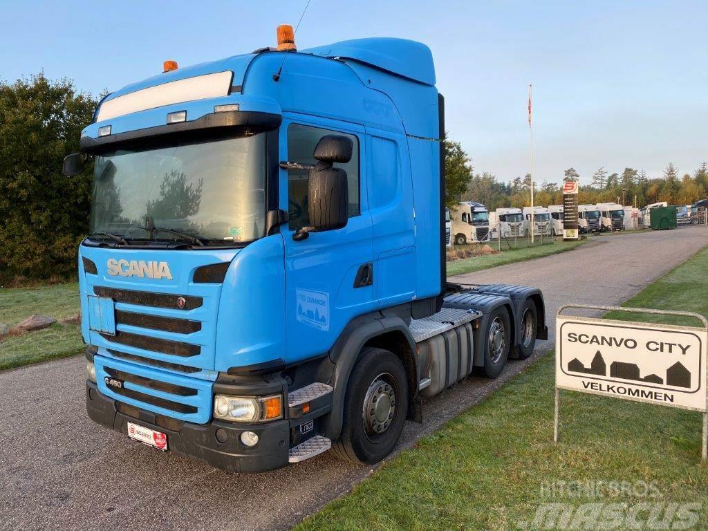 Scania G450 LA 6x2-4 MNA