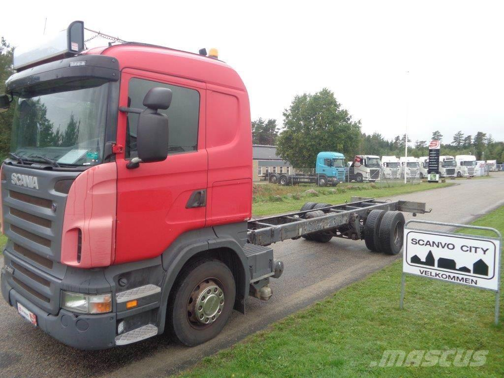 Scania R380 LB4x2HNB